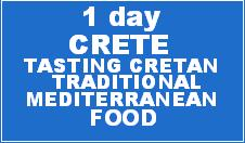 CRETAN TRADITIONAL MEDITERRANEAN FOOD