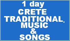 CRETAN MUSIC + SONGS