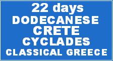 DODECANESE-CRETE-CYCLADES-GREECE