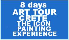 CRETE: ICON PAINTING EXPERIENCE