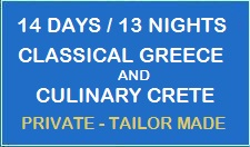 CLASSICAL GREECE AND CULINARY CRETE